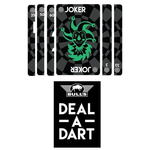 Deal a Dart Card Game