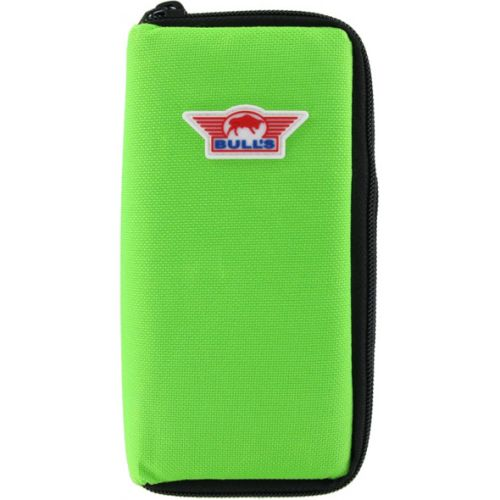 Bulls Black Pak Nylon Green Wallet