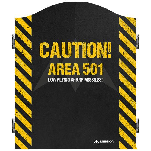 Mission Caution Area 501