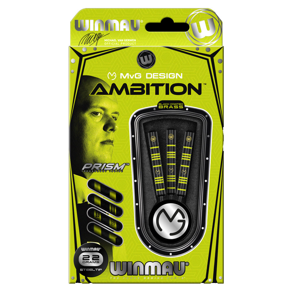 MVG Ambition Brass Darts
