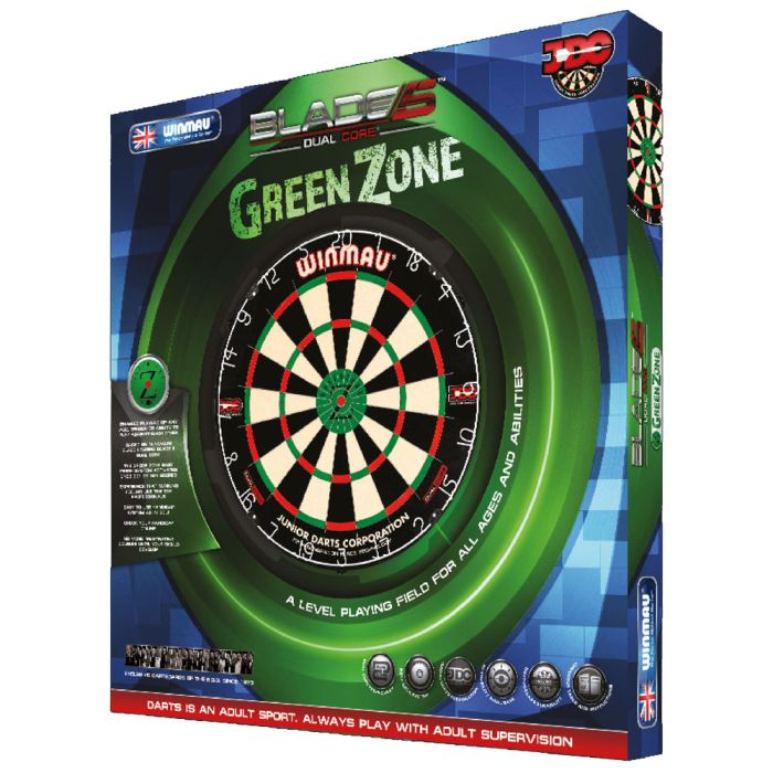 Winmau Green Zone Dual Core