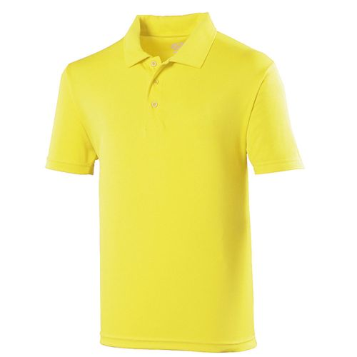 DSL Cool Dartshirt Electric Yellow