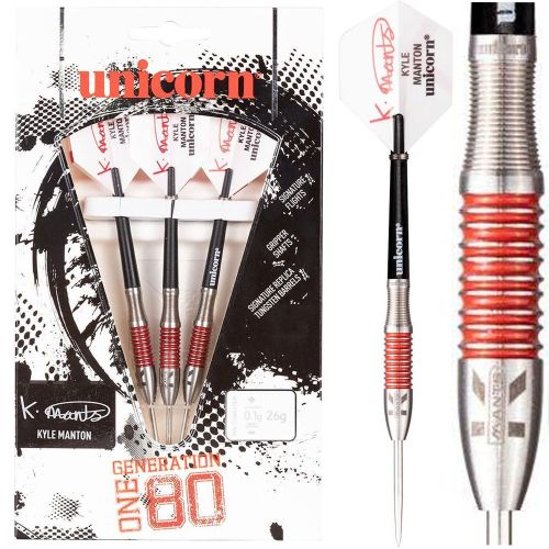 Kyle Manton Darts
