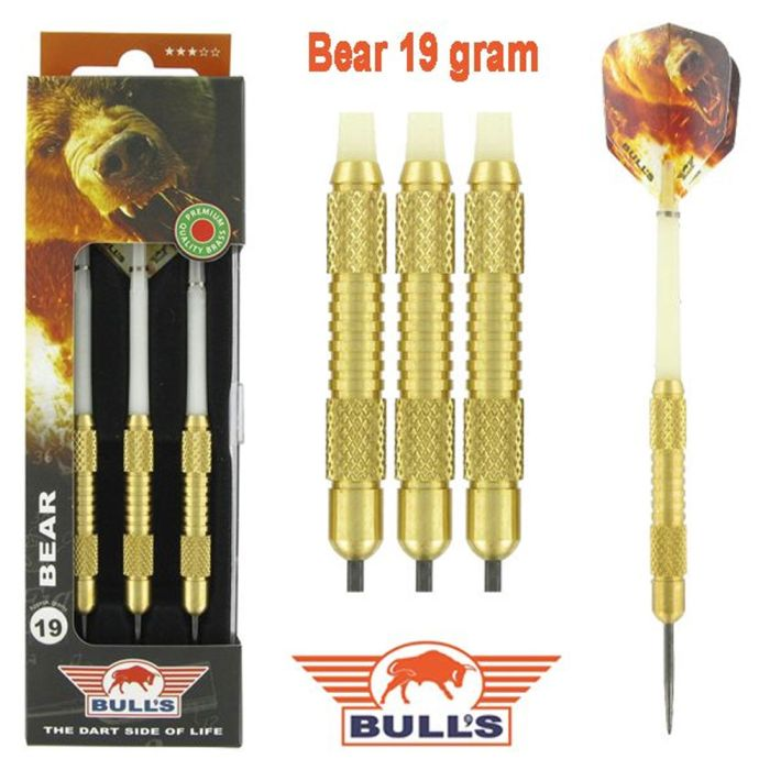 Bulls Bear Brass Darts