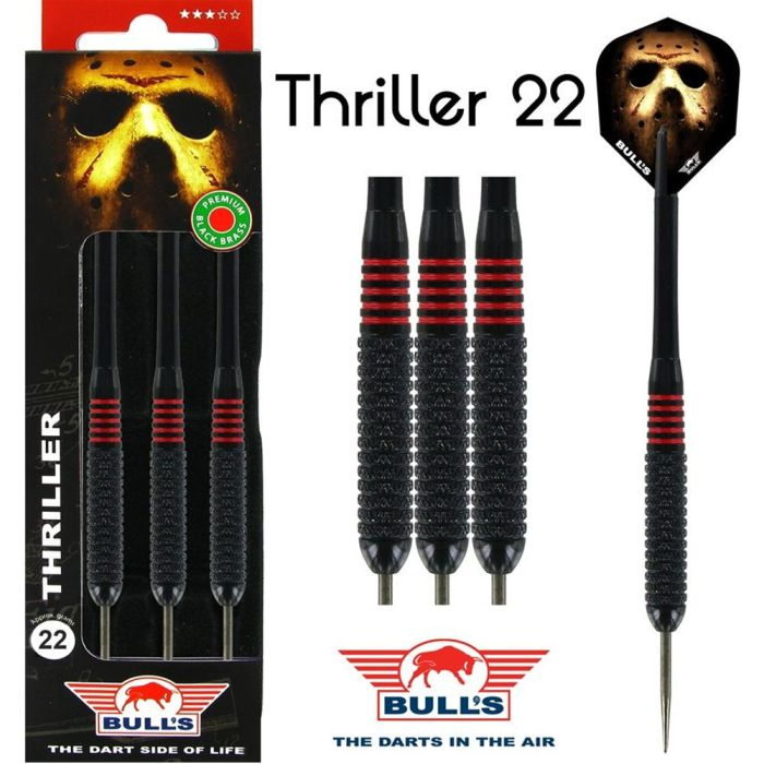 Bulls Thriller Brass Darts