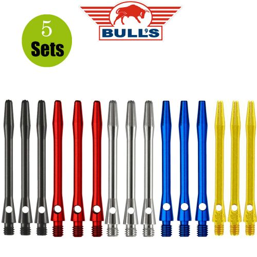 Bulls Aluminium 5sets DartShafts