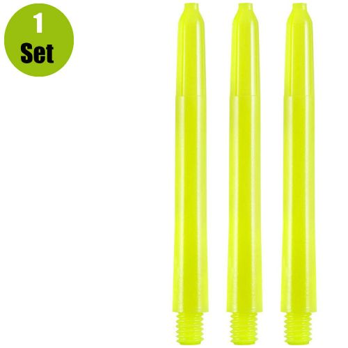 Fluor Dartshafts Yellow