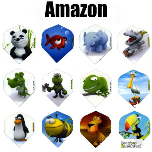 Amazon Dieren Dart Flights