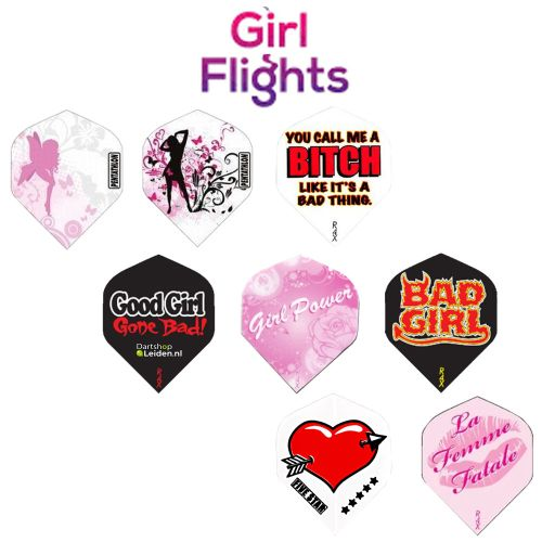 Ladies Dartflights