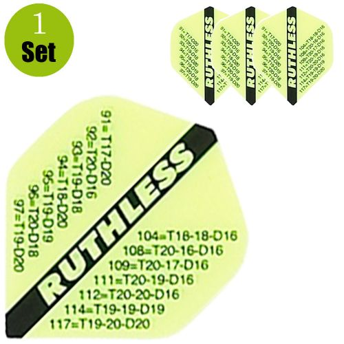 Ruthless Finish Dartflights