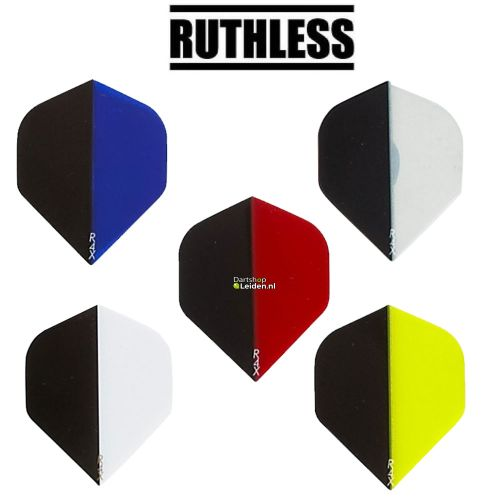 Ruthless Duo Color Dartflights