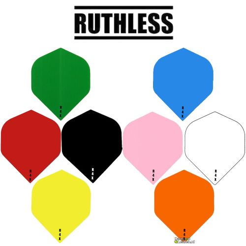 Ruthless R4X Dartflights