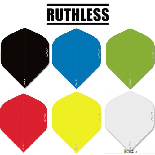 Ruthless R4X HD150 Dartflights