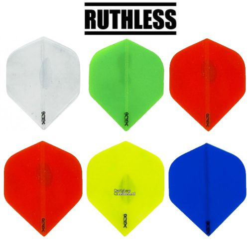 Ruthless Transparant Dartflights