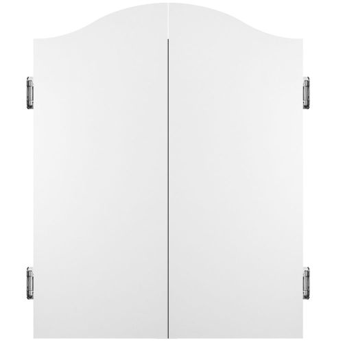 Mission Dartbord Cabinet Deluxe White
