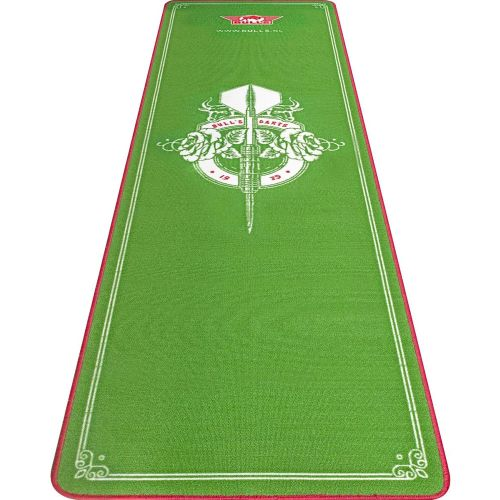 Bulls Carpet Dartmat Groen