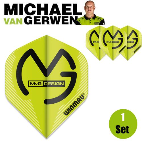 Michael van Gerwen Dartflights