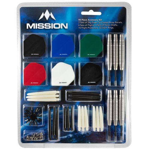 Mission Steeltip Pakket