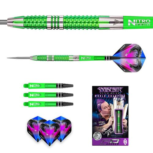 Peter Wright Mamba 2 Darts